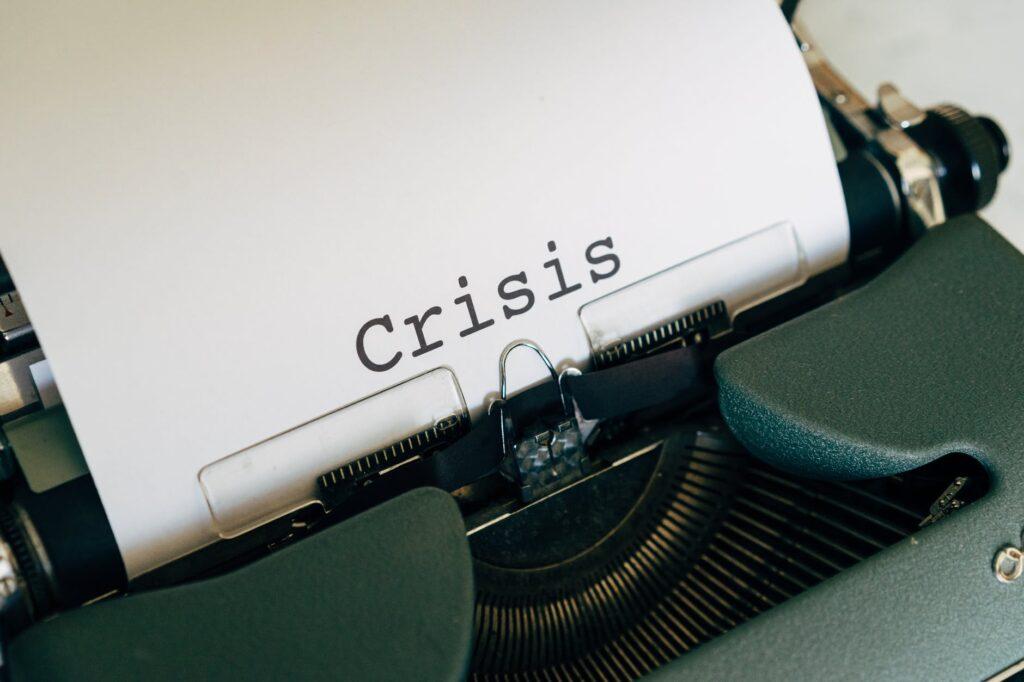 Major Business Crises